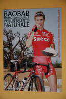 CYCLISME: CYCLISTE : DAMIANO CUNEGO - Ciclismo
