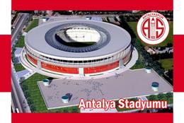 CP.STADE .ANTALYA  TURQUIE ANTALYA STADYUMU #  CS. 1208 - Calcio