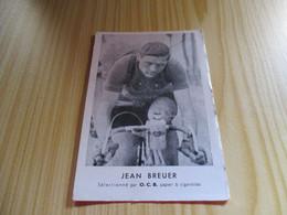 CPSM Jean Breuer - Coureur Cycliste. - Ciclismo