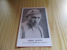 CPSM Albéric Schotte - Coureur Cycliste. - Ciclismo