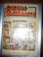 Lot De 31 Cœurs Vaillants Des Années 1941 Et 1943 - Otras Revistas