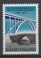 FINLAND - Michel - 1974 - Nr 759x - MNH** - Nuovi