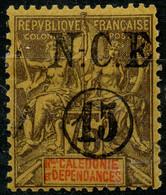 Nouvelle Caledonie (1900) N 57 (charniere) - Nuevos
