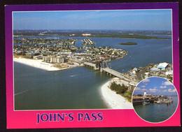 AK 000096 USA - Florida - Madeira Beach - John's Pass Village - Otros