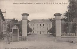 02 Semilly Sous Laon, Quartier, Caserne - Altri Comuni