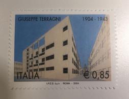 2004 - Giuseppe Terragni - E. 0,85 - 2001-10:  Nuovi