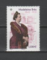 FRANCE / 2021 / Y&T N° 5463 ** : Madeleine Brès X 1 - Unused Stamps