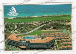 San Valentin Menorca   - ESPANA SPAGNA -  XXL CArd - Big Format - Zonder Classificatie