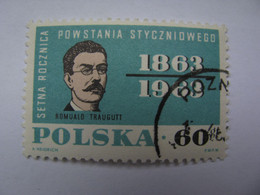 Polen  1370  O - Oblitérés