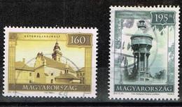 Ungarn 2011/13,Michel# 5499, 5601 O - Gebruikt