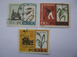 Polen  1371 - 1373  O - Oblitérés