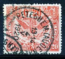 """TR 81 -  """"PETEGHEM (AUDENAERDE)"""" - (ref. ZE-33.460) - 1915-1921"""