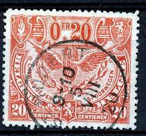 """TR 81 -  """"ST-HUBERT"""" - (ref. ZE-33.461) - 1915-1921"""