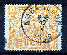 "TR 106 -  ""AMBERLOUP"" - (ref. ZE-33.468) - 1915-1921"