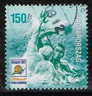 Ungarn 2001,Michel# 4679 O European Water Polo Championships, 2001, Budapest - Gebruikt