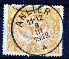 """TR 106 -  """"ANLIER"""" - (ref. ZE-33.469) - 1915-1921"""