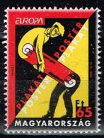 Ungarn 2003,Michel# 4800 O  Europa (C.E.P.T.) 2003 - Poster - Gebruikt