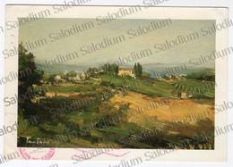 Campagna Toscana - Arte Pittura  -  XXL CARD - Big Format - Zonder Classificatie
