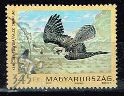 Ungarn 2012,Michel# 5561 O Saker Falcon (Falco Cherrug) - Gebruikt