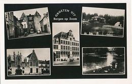 BERGEN OP ZOOM - GROETEN UIT - Bergen Op Zoom