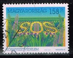 Ungarn 2002,Michel# 4717 O Environmental Protection - Gebruikt