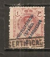 Marruecos Español - Edifil 53 - Yvert 61 (usado) (o) - Marocco Spagnolo