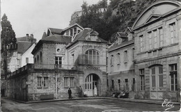 CPSM. 63 LA BOURBOULE. L'ETABLISSEMENT CHOUSSY. - La Bourboule