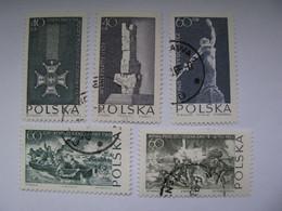 Polen  1533 - 1537   O - Oblitérés