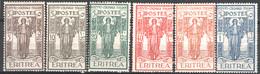 Eritrea 1926 Sass.107/12 **/MNH VF - Eritrea