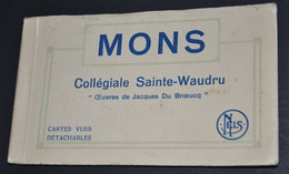Collégiale Sainte-Waudru - Andere