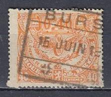 TR 106 Gestempeld BURST - 1915-1921