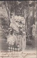 1905. Madagascar Et Dependances.  CARTE POSTALE DIEGO-SUAREZ - Beaute Indigene. Cance... () - JF413417 - Storia Postale
