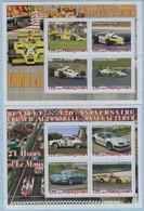 Fantazy Labels / Private Issue. Renault - 120e Anniversaire. Sports Racing Cars. 2019 - Viñetas De Fantasía
