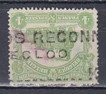 TR 76 Gestempeld EECLOO (noodstempel) - POIDS RECONNU - 1915-1921