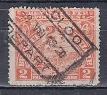 TR 95 Gestempeld EECLOO DEPART - 1915-1921