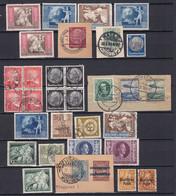 Deutsches Reich - Sammlung - 2 - Ungebr./Gestempelt - Used Stamps