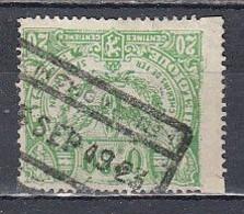 TR 102 Gestempeld ETICHOVE - 1915-1921