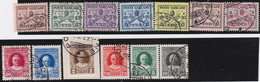 Vatican   .   Y&T   .     26/38     .   O     .    Cancelled  .   /   .  Oblitéré - Used Stamps