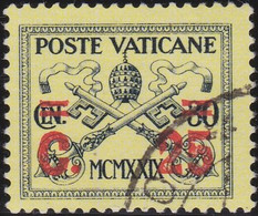 Vatican   .   Y&T   .    39      .   O     .    Cancelled  .   /   .  Oblitéré - Used Stamps
