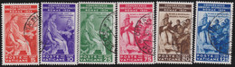 Vatican   .   Y&T   .   66/71      .   O     .    Cancelled  .   /   .  Oblitéré - Used Stamps