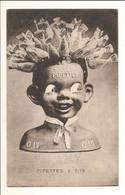 Présentoir Publicitaire Y'a Bon Pipette E. Lamy Sucettes Confiserie Advertising Confectionery Lollipops Rare - Advertising