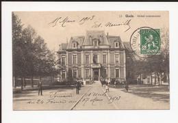 Uccle 11 Hotel Communal 1913 - Uccle - Ukkel