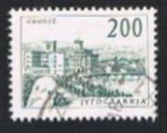 JUGOSLAVIA (YUGOSLAVIA)   - SG 995   -    1962  DEFINITIVE 200   -   USED - Used Stamps