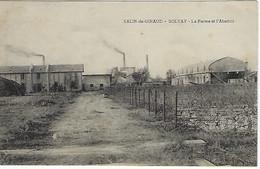 FRANCE - Salin-de-Giraud - Solvay - La Ferme Et L'Abattoir - - Andere Gemeenten