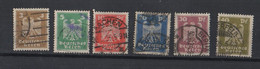 Empire  1924  MI /  355-356-357-358-359-360 - Used Stamps