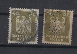 Empire  1924  MI /  360 -360 Perforé - Used Stamps