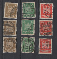 Empire  1924  MI /  355-356-357 - Used Stamps