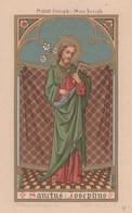 Prentjes-devotie-gotisch - Devotieprenten