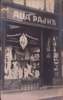 AUA PAJNT. Magazine. продавница одеће. Kraljevina. - Serbia