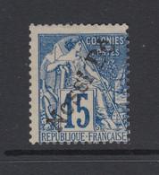 Nossi-Be, Scott 29 (Yvert 24), MNG (no Gum) - Unused Stamps